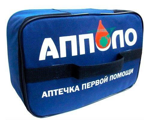 """Аптечка ПРОМЫШЛЕННАЯ """"АППОЛО"""" (сумка)"""