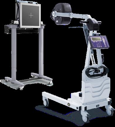 AERO DR, комплекс рентгенодиагностический цифровой