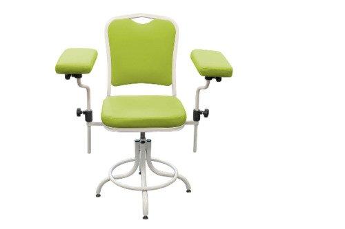 Кресло донора на винтовой опоре ДР02