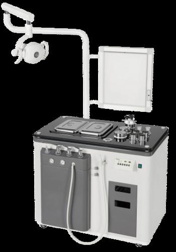 Рабочее место оториноларинголога Dixion ST- E500: вариант исполнения Dixion ST-E500