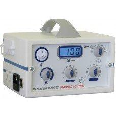 Аппарат для пневмомассажа конечностей 12-канальный, Ручной Pulsepress Physio 12 Pro (ручное управление и программирование времени/уровня компрессии и декомпрессии)