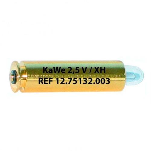 12.75132.003 Лампочка 2,5V ксенон-галоген для EUROLIGHT® Е36, PICCOLIGHT® Е56