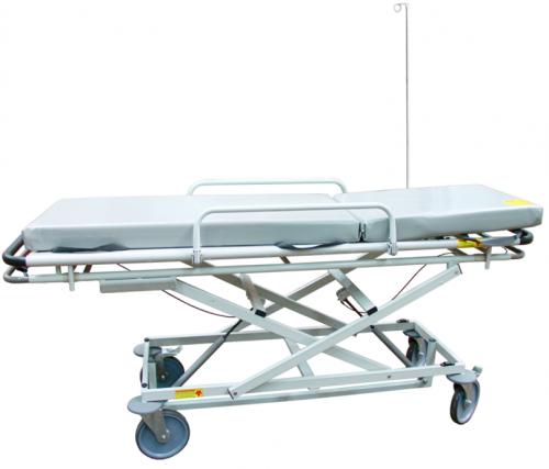 Тележка для перевозки больных ТВ-ММ 1261, двухсекционная, многоуровн.