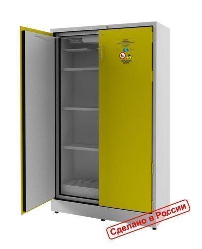 Шкаф для хранения ЛВЖ (легковоспламеняющихся жидкостей) 1200В