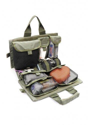 Набор расширенный (исп. 2) первой помощи в сумке-трансф. сурт-01, олива