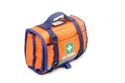 Набор базовый (исп. 1) первой помощи в сумке раскладной сур-01, оранж.