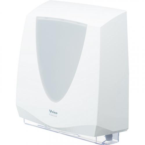 Диспенсер V/Z/W VEIRO PRIMA для листовых полотенец, белый