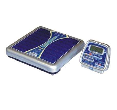 Весы медицинские напольные на батарейках, выносное табло ВМЭН-200-50/100-д2-А