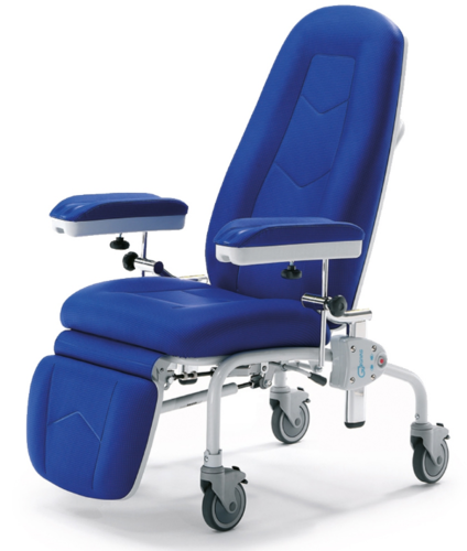 Кресло для забора крови GIVAS MR 5160