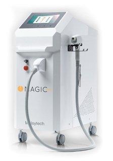 Аппарат для лазерной эпиляции Magic One (808 нм)