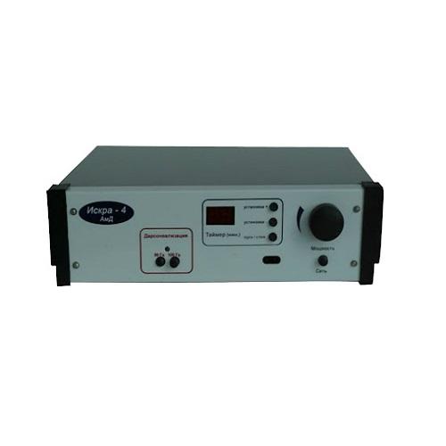Аппарат для местной дарсонвализации АмД-«Искра-4»