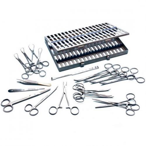 Набор инструментов хирургический поликлинический НИП-«МТ»