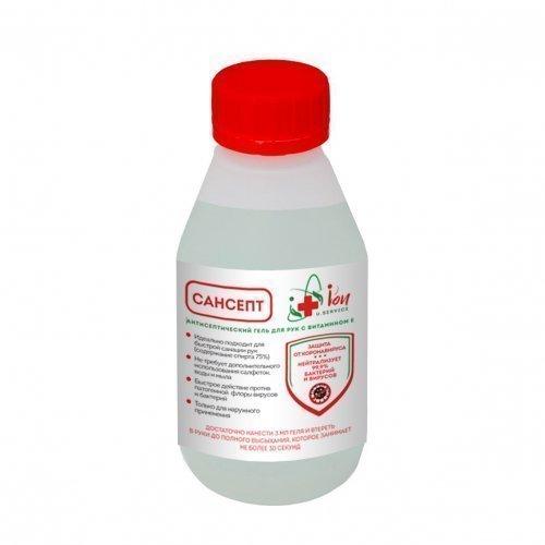 САНСЕПТ Антисептическое средство для  дезинфекции  с витамином Е 250 мл
