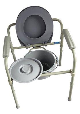 Средство самообслуживания и ухода за инвалидами. Кресло-туалет 10580 (для проведения исследований с помощью МБН-Урофлоуанализатора)