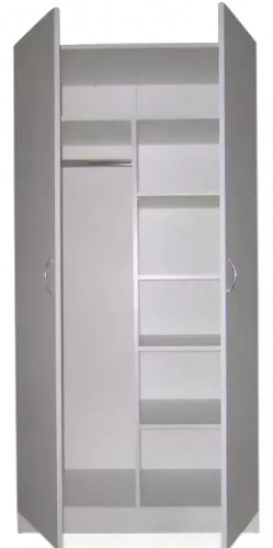 АСК вид 156900 ШК.37.00, Эконом, шкаф для одежды