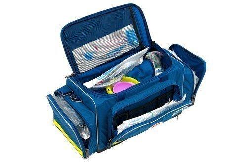 Укладка (сумка) исполнение 5 для первой помощи текстильная синяя