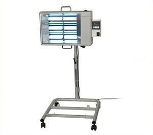Ультрафиолетовая лампа Dermalight 500-1 штатив