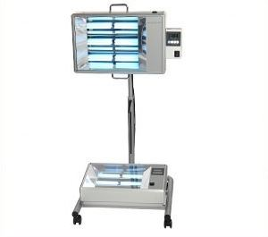 Ультрафиолетовая лампа Dermalight 500-2 штатив (Германия)