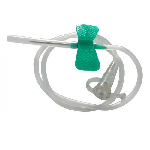 SFM игла-бабочка для вливания малые вены стерильная, 21G