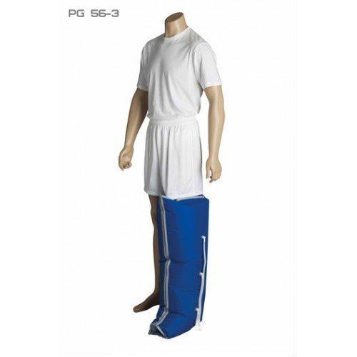 Манжета 3-секционная - Нога широкая для Pulsepress Physio 3 Pro, макс. обхват 90 см