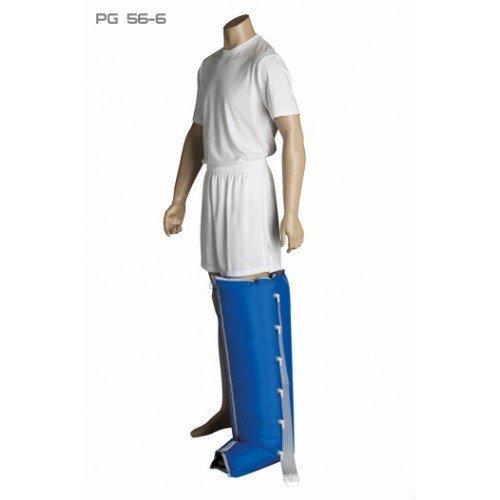 Манжета 6-секционная - Нога широкая для Pulsepress Physio 6, макс. обхват 90 см