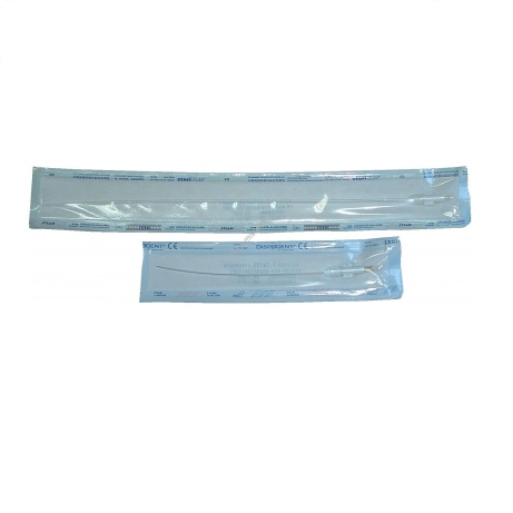 Катетер уретральный для ветеринарии, 1,3*135 мм