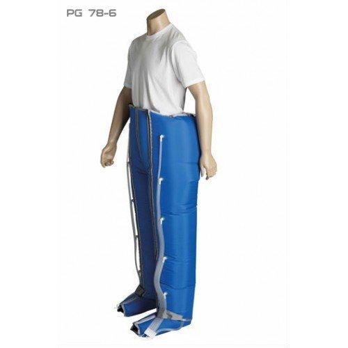 Манжета 6-секционная - Комбинезон для Pulsepress Physio 6, макс. обхват в талии 130 см, макс. обхват ноги 80 см