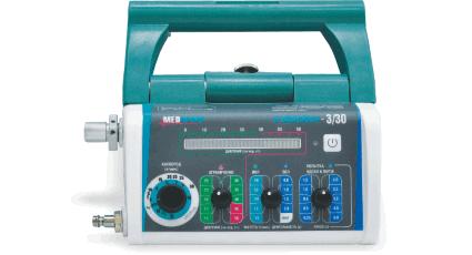 Аппарат ИВЛ и оксигенотерапии А-ИВЛ/ВВЛп-3/30 для СМП, детей и взросл.