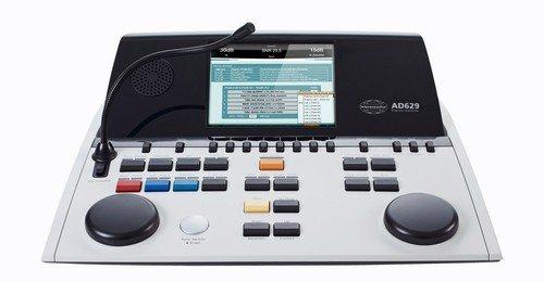 AD 629b клинический аудиометр(двухканальный)