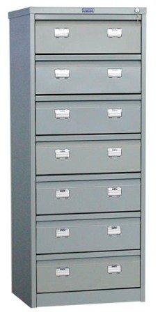 ПРАКТИК AFC-07 металл, шкаф для документов