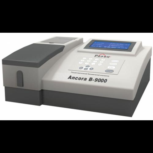 Анализатор биохимический Ancora B- 9000 полуавтоматический