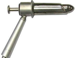 Аноскоп диагностический с косым срезом (диаметр внешний 25 мм)