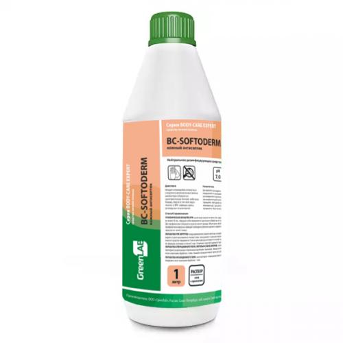 BC-SOFTODERM антисептик для мытья и дезинфекции рук, жидкость, 1 л