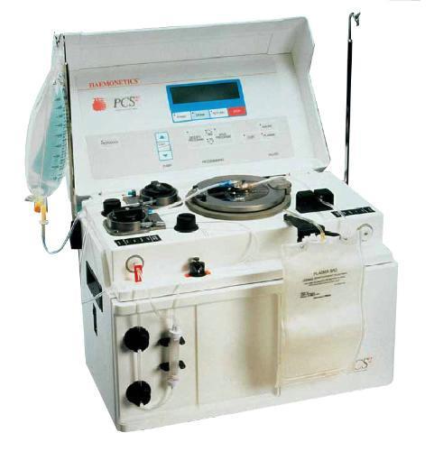 Аппарат автоматического донорского плазмофереза PCS-2