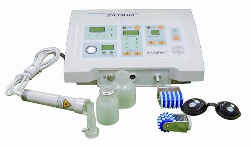 Аппарат лазерный физиотерапевтический «ЛАЗМИК-03»