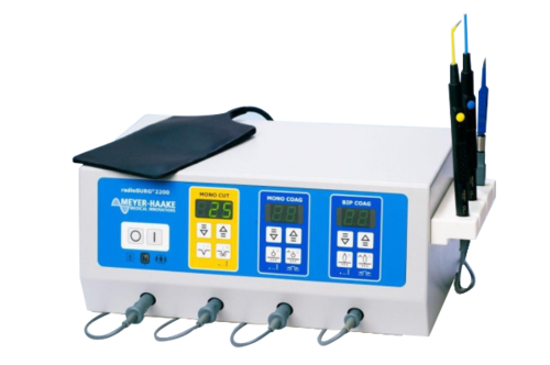 Аппарат радиохирургический radioSURG 2200 с принадлежностями