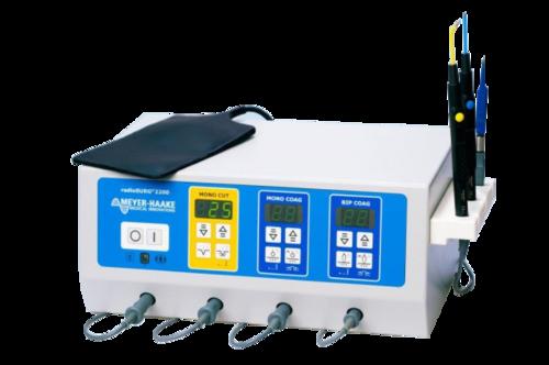 RadioSURG 2200, радиохирургический аппарат