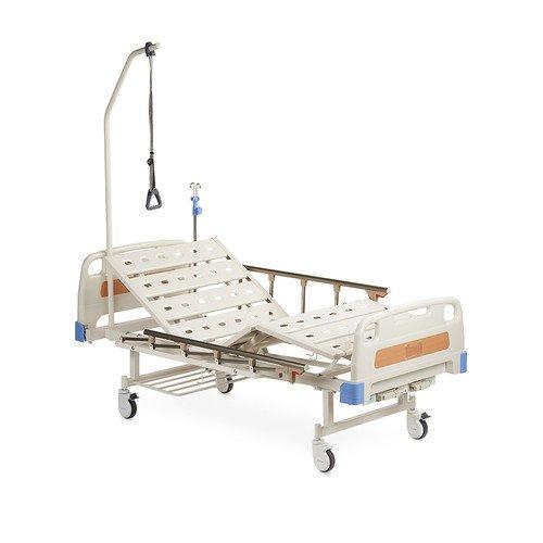Кровать медицинская FS3031W для лежачих больных, четырехсекционная