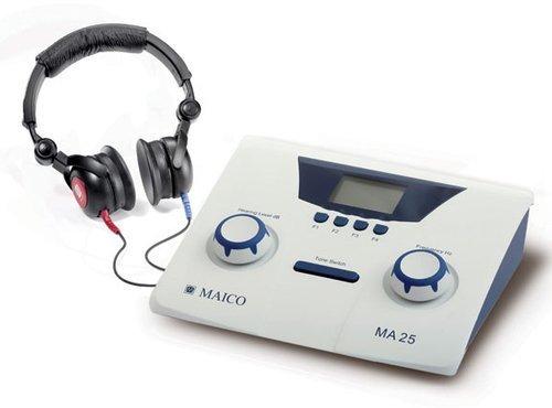 Аудиометр скрининговый вариант исполнения MA 25