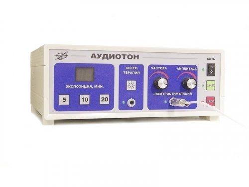 """Комплекс отологический магнито-, электро-, К-воздействия для лечения воспалительных заболеваний уха и звуковоспринимающего аппарата """"АУДИОТОН"""""""