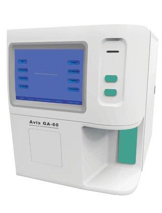 Гематологический анализатор Avis GA-60, с принадлежностями