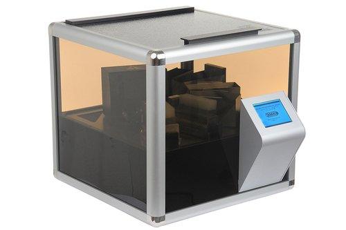 Автомат фиксации и окраски мазков крови АФОМК-6