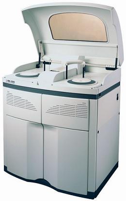 Автоматический анализатор ACCENT 300, напольный.