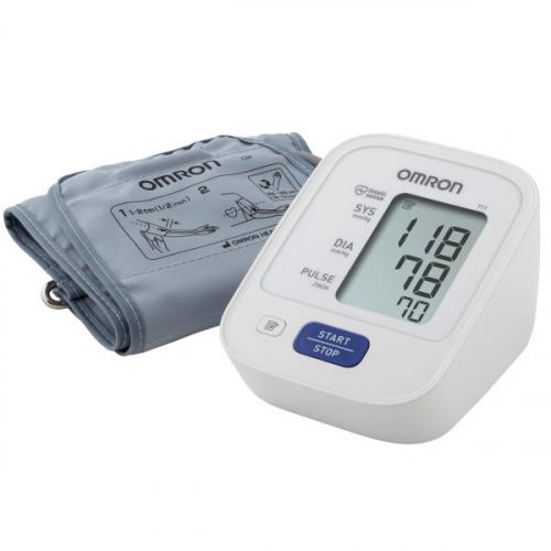 Тонометр автоматический OMRON 711, с адаптером