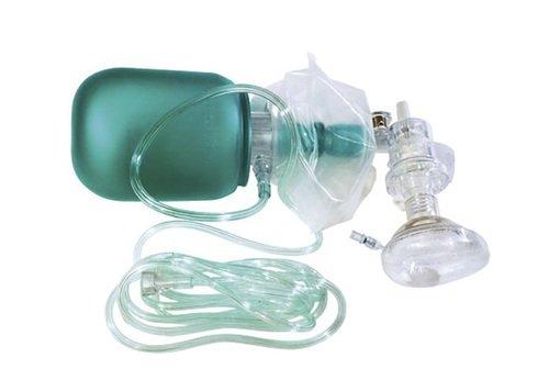 Аппарат ручной дыхательный тип Амбу многоразовый BagEasy, взрослый