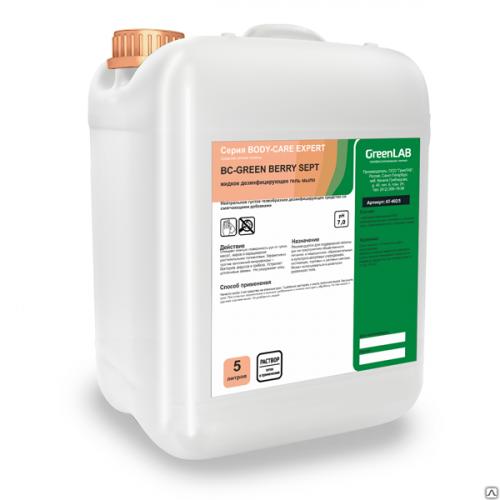 BC-SOFTODERM антисептик для мытья и дезинфекции рук, жидкость, 5 л