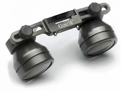 Бинокулярные лупы SuperVu Galilean Riester, увеличение 2.0x, раб. расстояние 34 см
