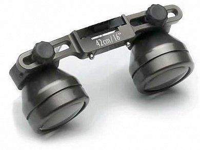 3960-620 Бинокулярные лупы SuperVu Galilean Riester, увеличение 2.0x, раб. расстояние 34 см