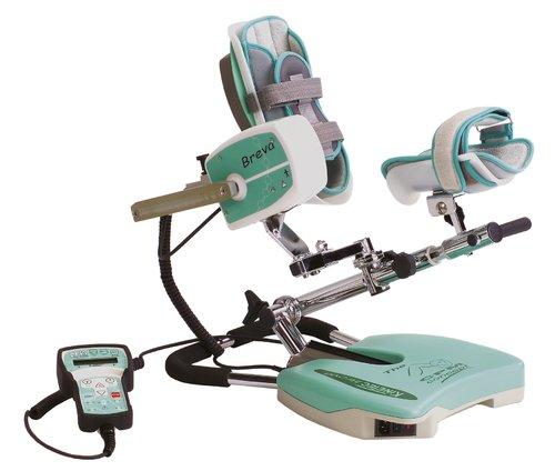 Реабилитационный тренажер пассивной разработки голеностопного сустава. Breva ankle