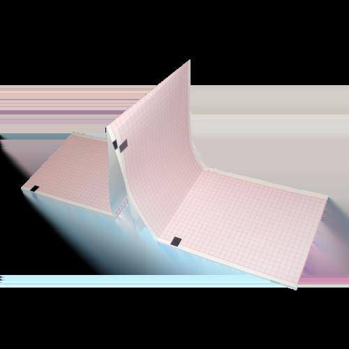 Бумага для ЭКГ 112ммх90ммх150л для Dixion